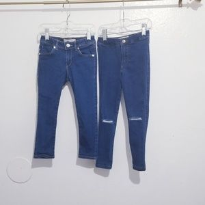Zara girl Jean's bundle